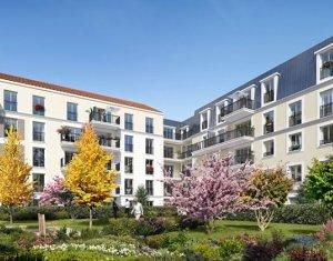 Achat / Vente immobilier neuf Noisy-le-Grand proche centre aquatique (93160) - Réf. 2643