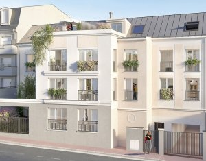Achat / Vente immobilier neuf Noisy-le-Grand proche gare RER A (93160) - Réf. 4942