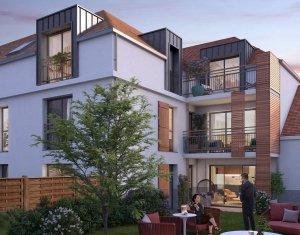 Achat / Vente immobilier neuf Noisy-le-Roi proche futur tram T13 (78590) - Réf. 6102