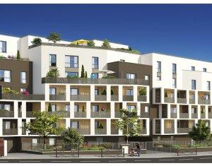 Achat / Vente immobilier neuf Noisy-le-Sec centre-ville proche mairie (93130) - Réf. 2040