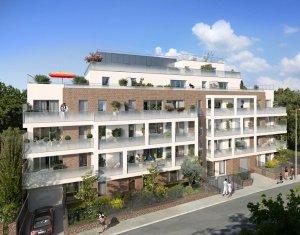 Achat / Vente immobilier neuf Noisy-le-Sec proche RER E (93130) - Réf. 2462
