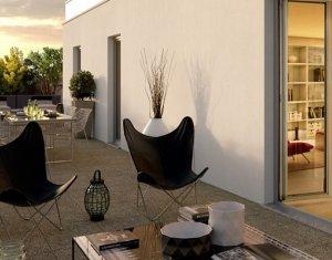 Achat / Vente immobilier neuf Noisy-le-Sec proximité RER (93130) - Réf. 606