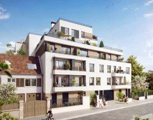 Achat / Vente immobilier neuf Noisy-le-Sec quartier pavillonnaire (93130) - Réf. 2619