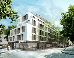 Achat / Vente immobilier neuf Noisy-le-Sec quartier résidentiel et verdoyant (93130) - Réf. 858