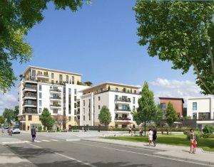 Achat / Vente immobilier neuf Orly proche Plaine de jeux d'Orly (94310) - Réf. 2310