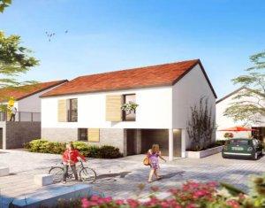 Achat / Vente immobilier neuf Ormoy coeur Plaine de Saint-Jacques (91540) - Réf. 2768