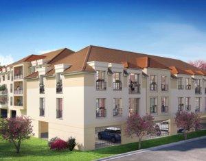 Achat / Vente immobilier neuf Ormoy proche commodités (91540) - Réf. 2857