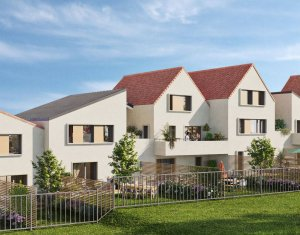 Achat / Vente immobilier neuf Ormoy proche RER Plessis-Chenet (91540) - Réf. 6079