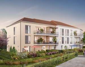 Achat / Vente immobilier neuf Ormoy quartier de la Plaine Saint-Jacques (91540) - Réf. 2343