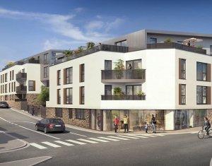 Achat / Vente immobilier neuf Orsay centre-ville proche parc Charles Boucher (91400) - Réf. 2007