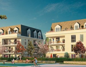 Achat / Vente immobilier neuf Osny proche centre-ville (95520) - Réf. 4984