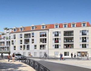 Achat / Vente immobilier neuf Osny proche centre-ville et gare (95520) - Réf. 2856