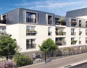 Achat / Vente immobilier neuf Paray-Vieille-Poste proche gare RER C et D (91550) - Réf. 5217