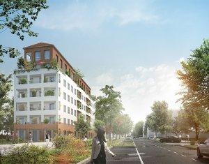 Achat / Vente immobilier neuf Parc de Maison Blanche écoquartier (93330) - Réf. 1920
