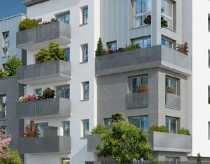 Achat / Vente immobilier neuf Pavillons-sous-Bois à 10 km de Paris (93320) - Réf. 2038