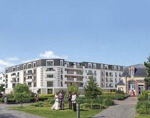 Achat / Vente immobilier neuf Persan hyper-centre (95340) - Réf. 1336