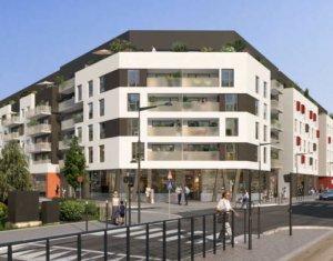 Achat / Vente immobilier neuf Pierrefitte-sur-Seine proche centre (93380) - Réf. 3777