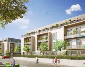 Achat / Vente immobilier neuf Pierrelaye proche centre-ville (95480) - Réf. 949