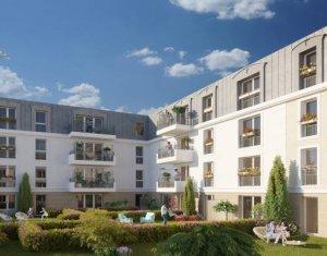 Achat / Vente immobilier neuf Pierrelaye proche des transports (95480) - Réf. 2986