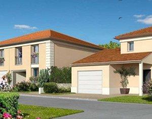 Achat / Vente immobilier neuf Pierrelaye proche gare 600m ligne H et C (95480) - Réf. 1292