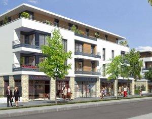 Achat / Vente immobilier neuf Plaisir quartier résidentiel (78370) - Réf. 1266
