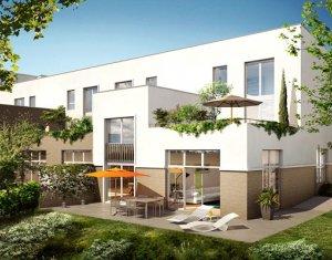 Achat / Vente immobilier neuf Poissy 15 minutes de la Défense (78300) - Réf. 1617
