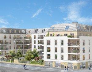 Achat / Vente immobilier neuf Poissy proche Place de la République (78300) - Réf. 1671