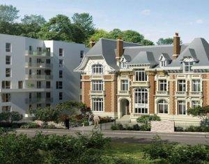 Achat / Vente immobilier neuf Poissy quartier Maladrerie (78300) - Réf. 3677