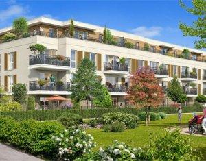 Achat / Vente immobilier neuf Pontault-Combault élégance proche du centre-ville (77340) - Réf. 2052