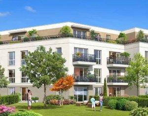 Achat / Vente immobilier neuf Pontault-Combault en face du parc des Jardins d'Aimé (77340) - Réf. 2542