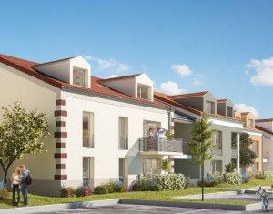 Achat / Vente immobilier neuf Pontault-Combault proche centre commercial (77340) - Réf. 5771
