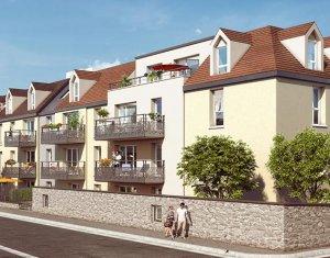 Achat / Vente immobilier neuf Pontault-Combault quartier Vieux Pontault (77340) - Réf. 1822