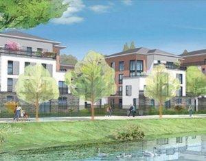 Achat / Vente immobilier neuf Pontoise bords de l'Oise (95000) - Réf. 1621