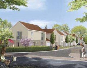Achat / Vente immobilier neuf Porcheville proche gare (78440) - Réf. 3604