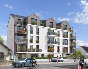 Achat / Vente immobilier neuf Quincy-sous-Sénart proche du centre (91480) - Réf. 2032