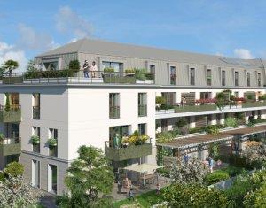 Achat / Vente immobilier neuf Raincy proche avenue Thiers (93340) - Réf. 979