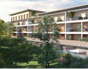 Achat / Vente immobilier neuf Rambouillet cœur quartier de l'Etang d'Or (78120) - Réf. 5000