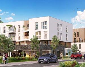 Achat / Vente immobilier neuf Roissy en Brie proche gare (77680) - Réf. 2145