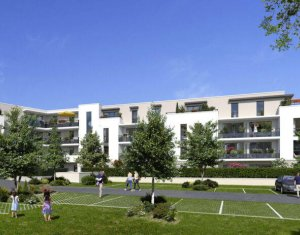 Achat / Vente immobilier neuf Roissy-en-Brie proche gare RER E (77680) - Réf. 6330