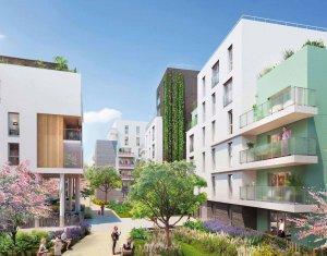 Achat / Vente immobilier neuf Romainville à 3km de Paris (93230) - Réf. 2196