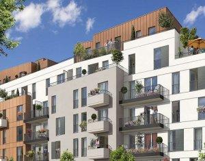 Achat / Vente immobilier neuf Romainville centre-ville proche Carnot (93230) - Réf. 380