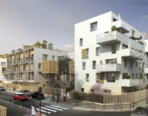 Achat / Vente immobilier neuf Romainville proche du métro TVA réduite (93230) - Réf. 317