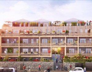 Achat / Vente immobilier neuf Rosny-sous-Bois proche centre-ville (93110) - Réf. 1218