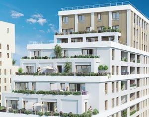 Achat / Vente immobilier neuf Rosny-sous-Bois proche métro (93110) - Réf. 2724