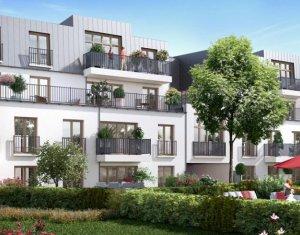 Achat / Vente immobilier neuf Rosny-sous-bois proche RER et commerces (93110) - Réf. 1495