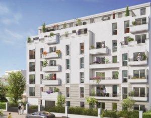 Achat / Vente immobilier neuf Rosny-sous-Bois quartier résidentiel sud (93110) - Réf. 2645