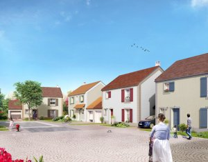 Achat / Vente immobilier neuf Rouvres proche poney club (77230) - Réf. 1646