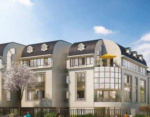 Achat / Vente immobilier neuf Rueil-Malmaison à deux pas des transports (92500) - Réf. 4371