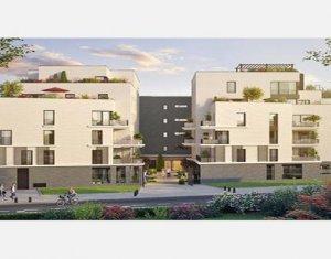 Achat / Vente immobilier neuf Rueil-Malmaison cœur quartier Richelieu-Chataigneraie (92500) - Réf. 3557