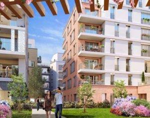 Achat / Vente immobilier neuf Rueil-Malmaison proche Buzenval (92500) - Réf. 5757